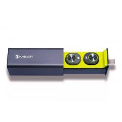 Audifonos Recargables Inalambricos Kaiser Bluetooth Con Base