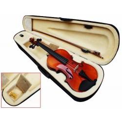 843411-MLM20537322529_012016,Violin Profesional De Madera Dos Tamaños A Elegir C/regalos.