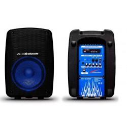 Bafle 8 Recargable Led 5000w Bluetooth Usb/sd/aux/mp3/fm/eco