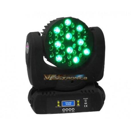 217511-MLM20597656237_022016,Cabeza Robotica Con Luces Hype Led Rgb Con Lupas Reflectoras