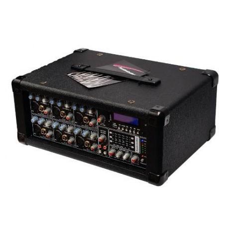 689879-MLM25679847221_062017,Mezcladora Amplificada De 6ch Potencia 1600w Entradas Usb Sd