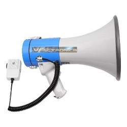 Megafono Portatil Profesional Con Gran Potencia Y Fidelidad.