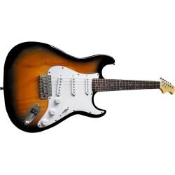 980301-MLM20286736169_042015,Super Pack Rock Guitarra+ampli+tripie+funda+afinador+cuerdas