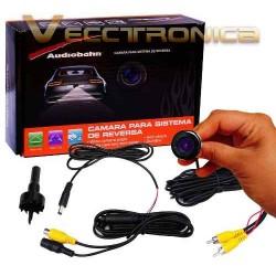 533121-MLM20707406540_052016,Camara De Reversa Para Su Facil Instalacion Con Aditamentos