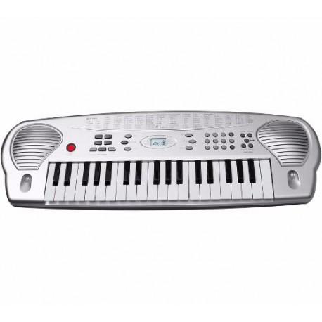 579311-MLM20529549820_122015,Teclado Musical  Efectos De Auto Grabacion Y Aprendizaje Wow