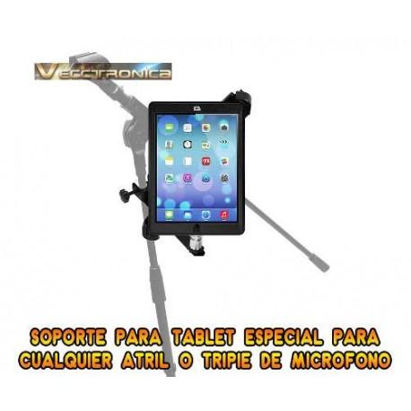 518911-MLM20654617774_042016,Soporte De Tablet Flexible Para Mantarlo En Cualquier Tripie
