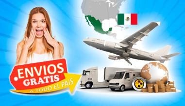 Envíos GRATIS a todo México